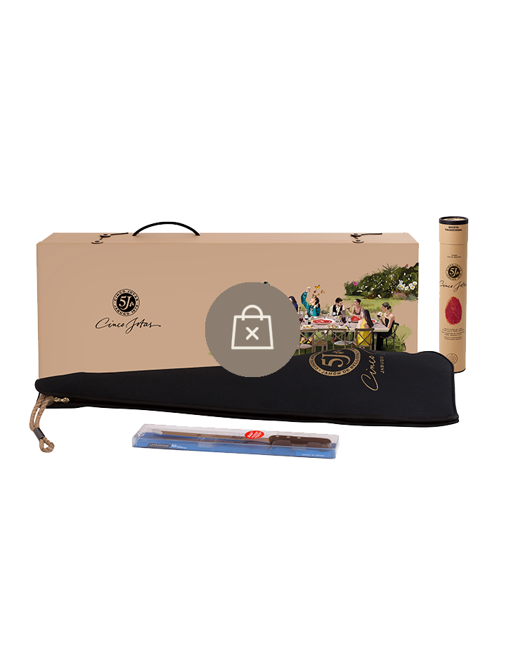 Cinco Jotas Celebration Gift Set - The Garden of Eden