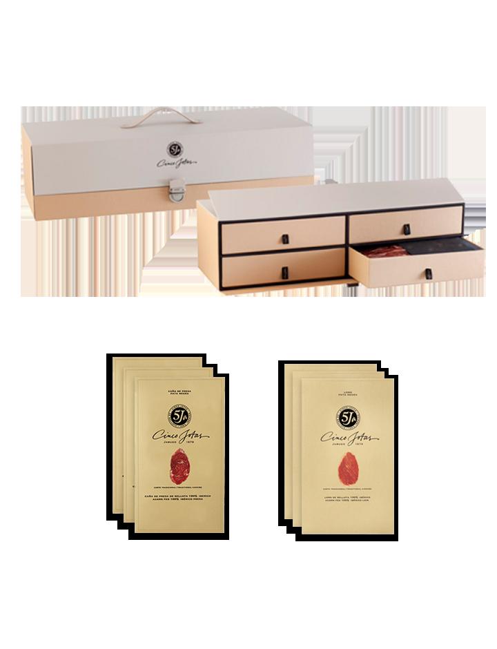 All-In Cinco Jotas Ham Gift Box