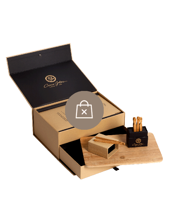 Cinco Jotas Experience Gift Box, 80g