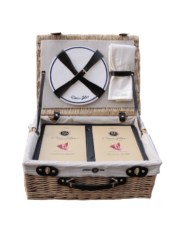 Cinco Jotas Hamper