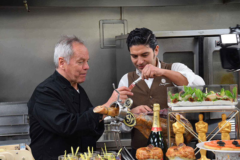 Oscar for the Best Ham in the World Cinco Jotas