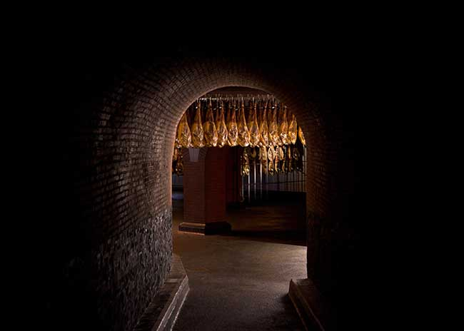 Curing Cellars Cinco Jotas