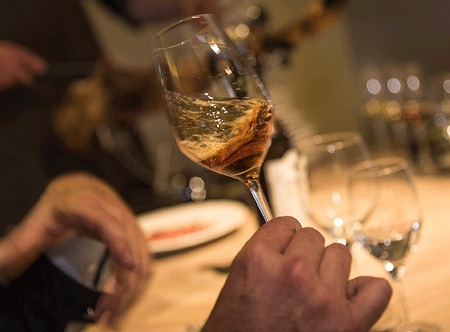 Paired Cinco Jotas with Xérès sherry wines Fino Coquinero. By Nick Charlesworth