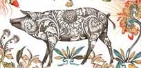 Una ilustración de autor para celebrar el Año del Cerdo