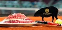 Cinco Jotas en el Mutua Madrid Open