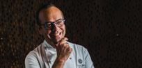"""Cinco Jotas acoge el lanzamiento del libro """"Andalucía"""", del chef José Pizarro"""