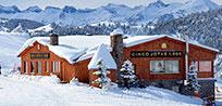 Baqueira-Beret, un paraíso de esquí, lujo y… también Cinco Jotas