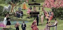 Edición limitada colección Cinco Jotas Navidad 2020: Tito Merello y El Jardín del Edén de Cinco Jotas