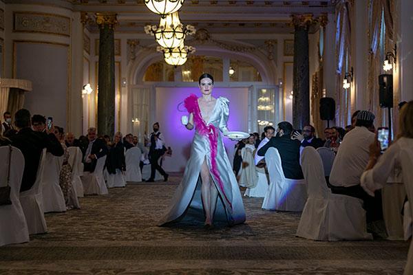 Cook & Fashion: un maridaje perfecto entre Cinco Jotas, la gastronomía y la moda