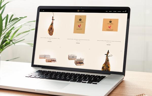 comprar jamones online tienda oficial 5J