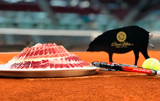 Cinco Jotas Mutua Madrid Open