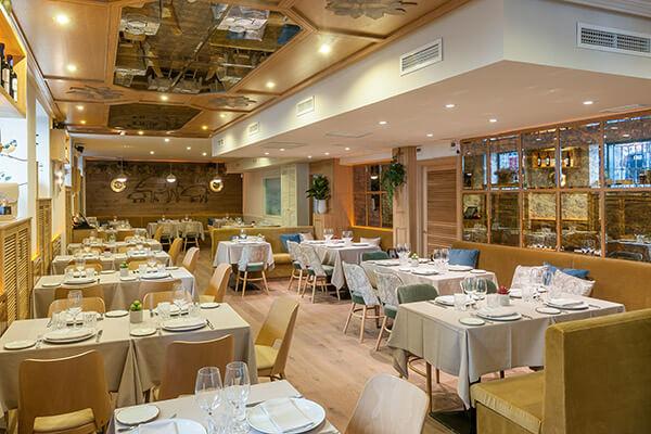 Restaurante Cinco Jotas Serrano